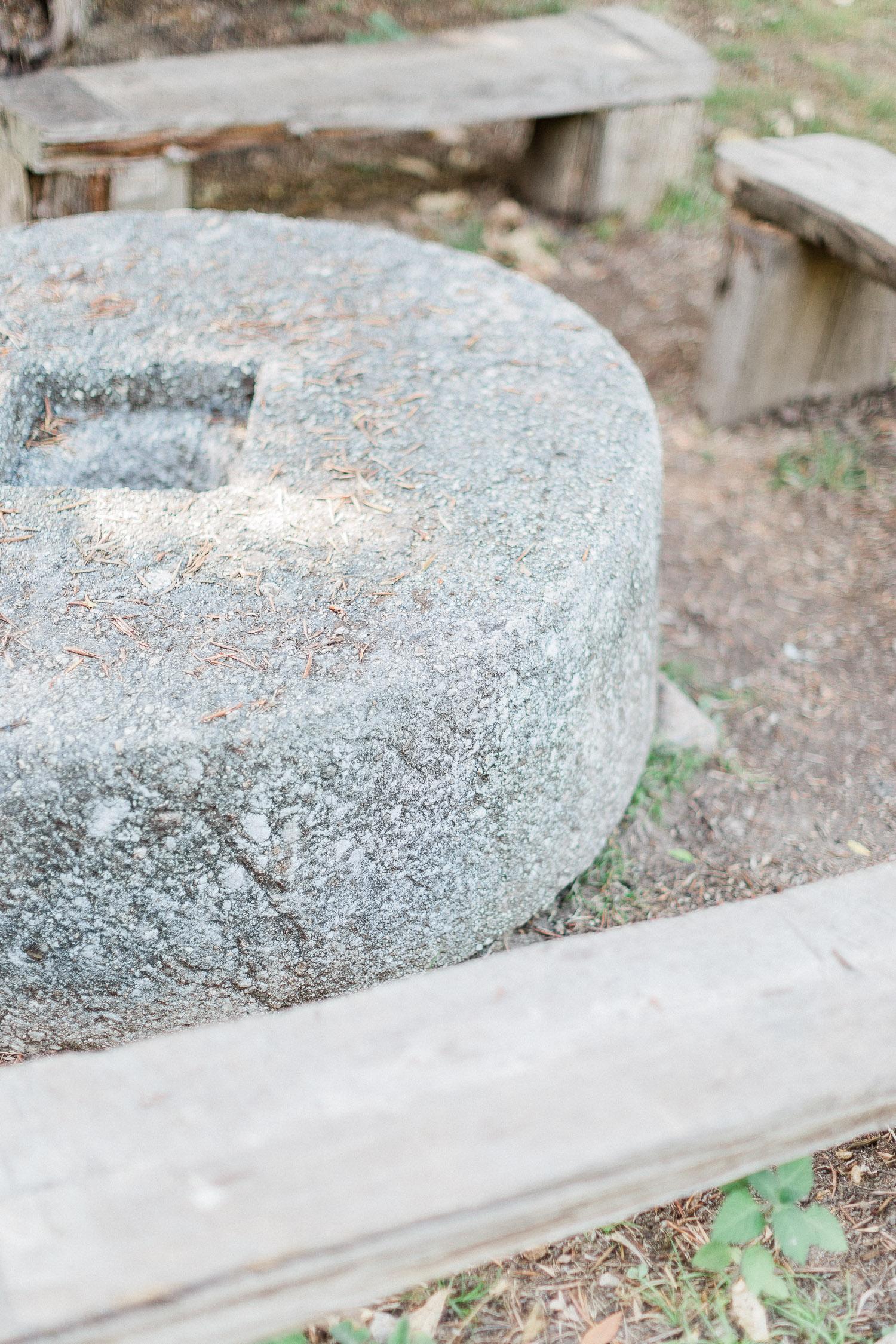 detail from Mon Repos palace at Corfu island