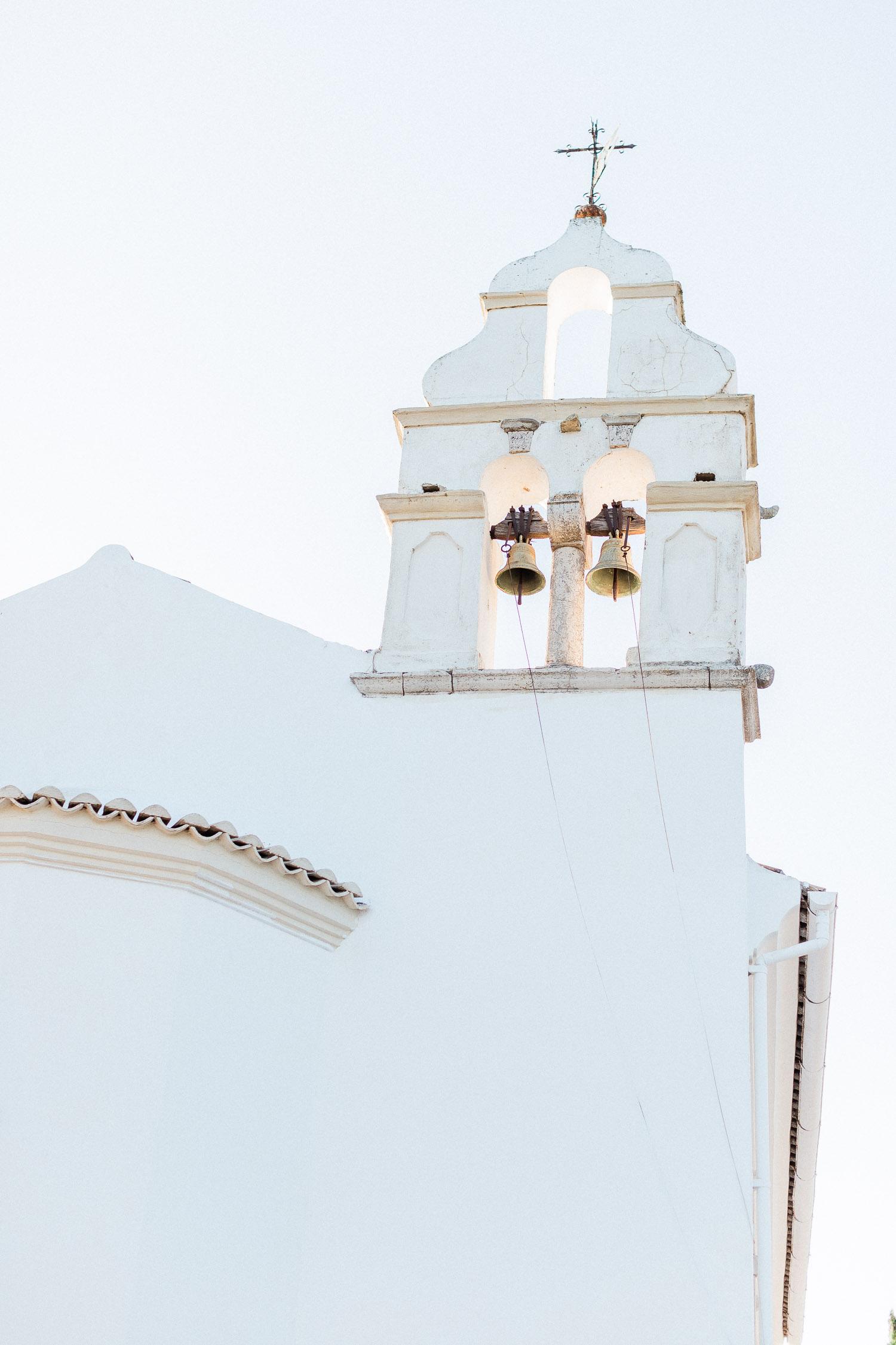 Ipapanti church in Corfu
