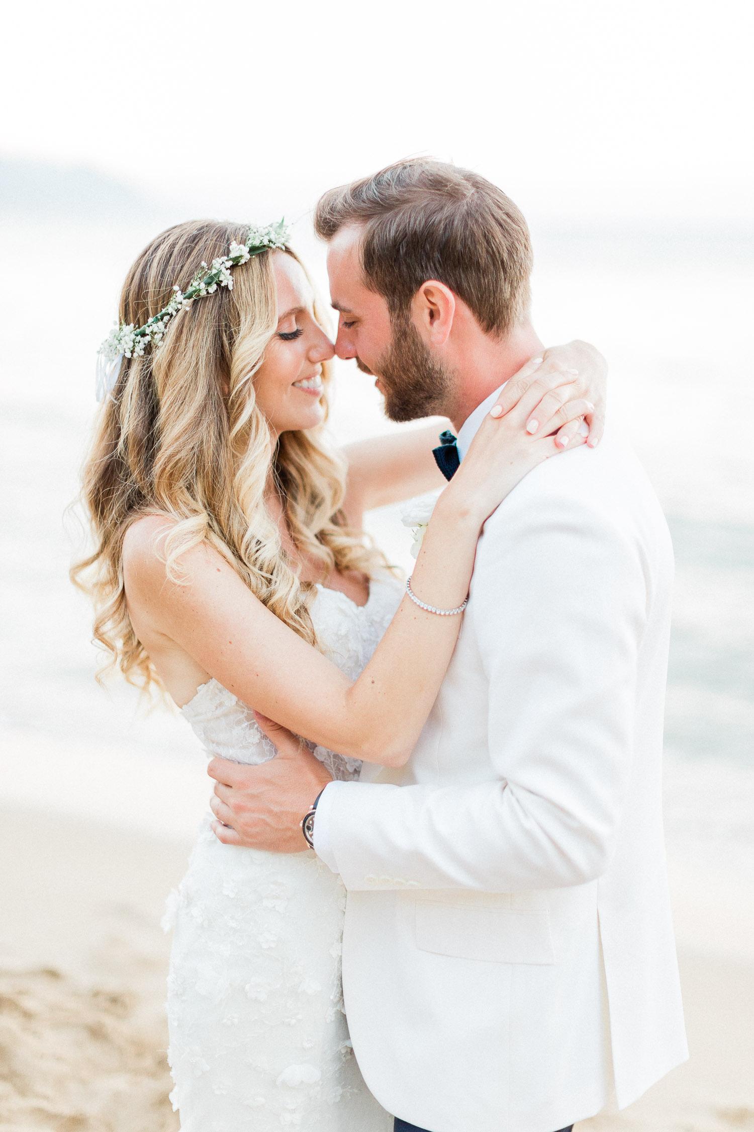 a July wedding in Corfu