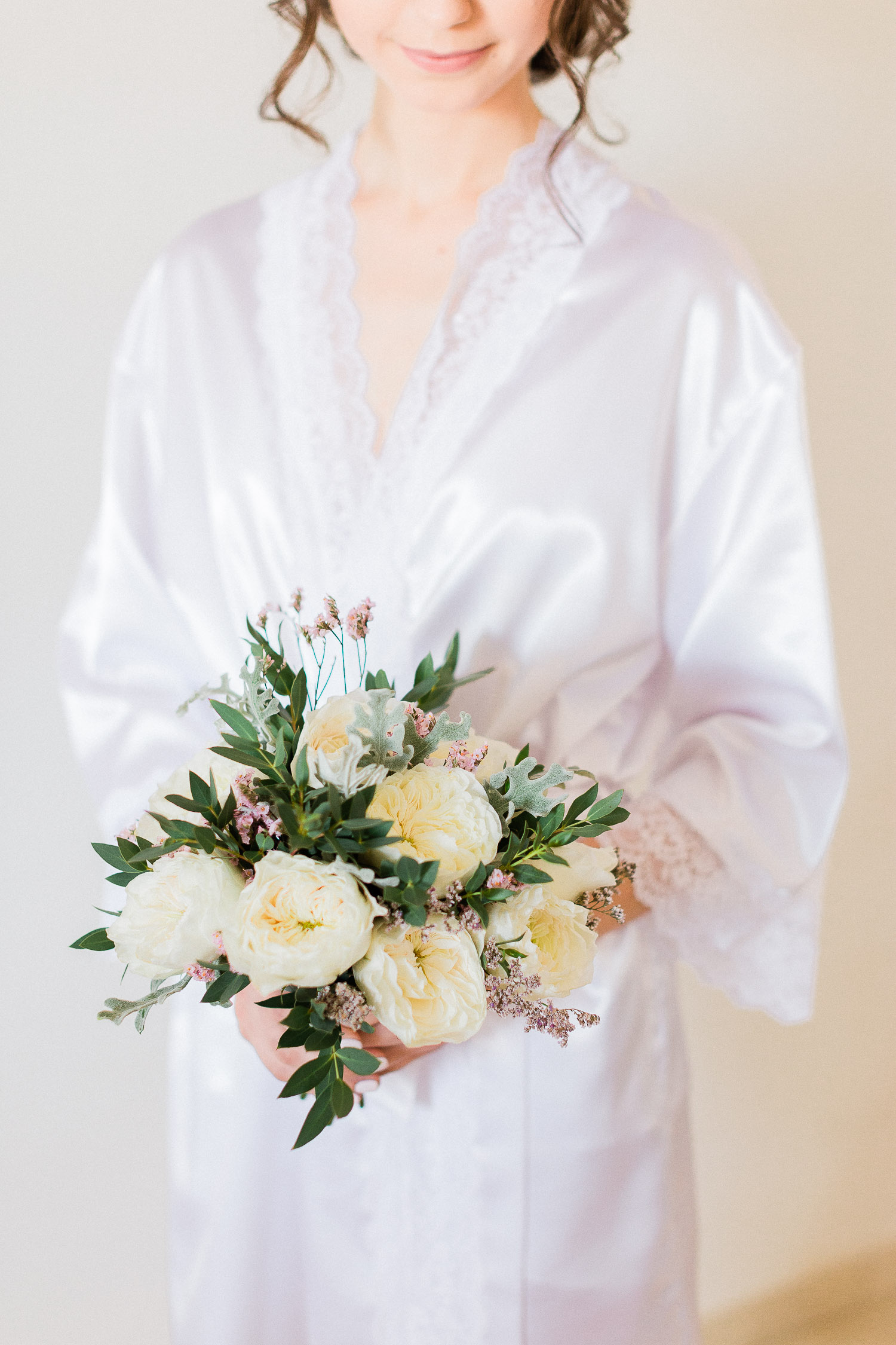 close up photo of this wonderful bridal bouquet