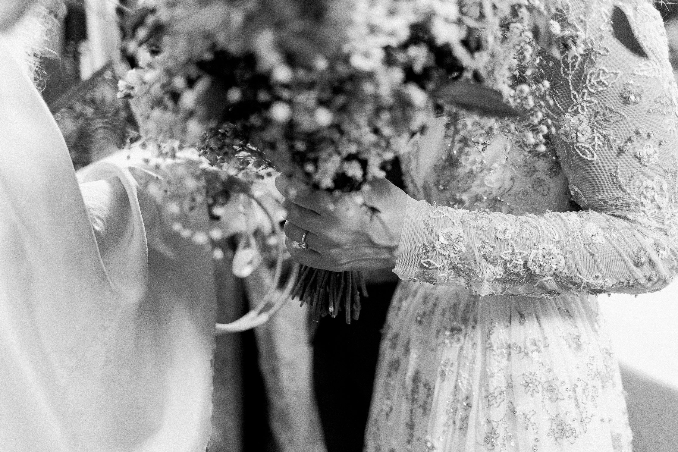 lovely bridal detail photography
